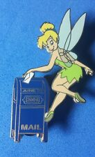 DA Tinker Bell at Mailbox with Letter Disney Auctions Pin LE 100 RARE