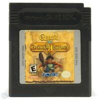 Nintendo GameBoy Color Spiel - Quest: Brian's Journey ENGLISCH Modul