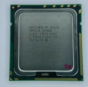 Intel Xeon X5670 X5675 X5680 X5690 Processor