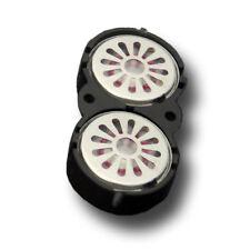 ESU 50327 2 Lautsprecher 16mm, oval, 8 Ohm, 1~2W, mit gemeinsamer Schallkapsel
