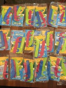 New 20 3 packs GUM Crayola Kids' Flossers 60 Count Child Travel Floss Pink Green
