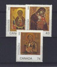 Canada Yvert  n° 1072/1074 neuf sans charnière