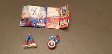 KINDER SURPRISE  2020 - 2021  MARVEL HEROES      VV398 :  Captain America  + BPZ