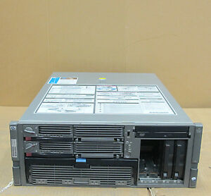 HP Proliant DL580 G3 - 4 x 3GHz XEON, 8GB 4U Rack Mount Server - 364634-421