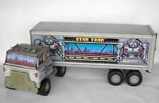 ERTL Steel Truck Star Tran 18 Wheeler Robot Space Toy Semi Truck with Trailer