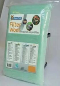 Green Filter Wool Superfish 250g