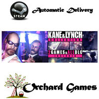 Kane and Lynch Collection : PC : Steam Digital : Auto Delivery