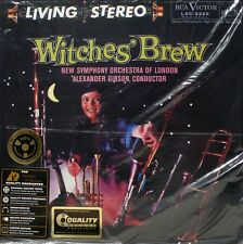 WITCHES BREW - GIBSON - ANALOGUE PRODUCTIONS - AAPC-2225 - 200G VINYL LP