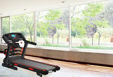 Cinta de correr electrica y plegable con masaje y gimnasio