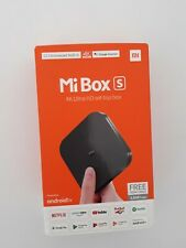 Xiaomi Mi Box S M19E 4K Ultra HD TV Box con Telecomando - Nero