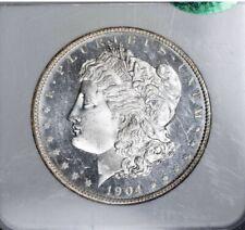 1904 o morgan silver dollar Dmpl