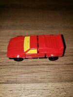 Vintage Tonka Red Gen-1 Go-Bot Transformer Sports Car Made In Japan 1986