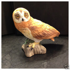 Göbel Sumpfohreule Göbelfigur Porzellanfigur Eule Owl Königinnen der Nacht