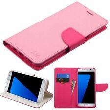 Étuis, housses et coques etuis portefeuilles roses Samsung Galaxy S8 pour téléphone mobile et assistant personnel (PDA)