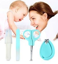 Baby Nail Clipper Set New-Born Gear Manicure Girls Combo Gift