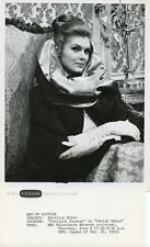 PATRICIA BLAIR BEAUTIFUL PORTRAIT DANIEL BOONE ORIGINAL 1966 NBC TV PHOTO