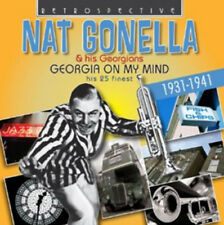 Nat Gonella and His Georgians : Georgia On My Mind CD (2009) ***NEW***