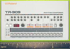 Roland TR CR-78 Drum Machine Refrigerator Magnet 808 909 606 707 727 8 09 R8 8s