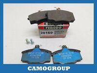 Pills Front Brake Pads Pad AUDI 80 FDB412 323215901E
