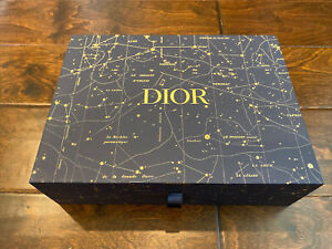 New Authentic Magnetic Dior Mooncake Gift Box Mid Autumn Festival W/ Mooncackes