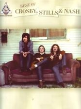 CROSBY STILLS & NASH BEST OF Tab Guitar