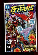 TEAM TITANS 5(9.4)(NM)DC(b068)