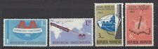 INDONESIA - 593 - 637 - MNH - 1963 - 1964 ISSUES (7 SETS)