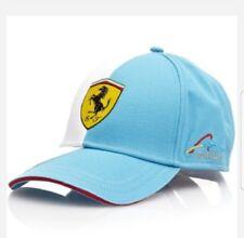 97a6fd9d03f Cap Ferrari Scuderia Fernando Alonso Formula One 1 Team F1 NEW! Blue