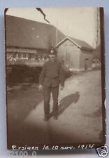 Guerre 1914-1918. Suisse  . photo . Ersigen  . 1914