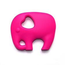 Baby Silicone Teether Elephant Teething Jewelry