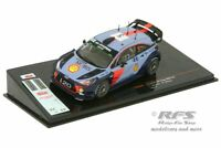 Hyundai i20 Coupe WRC Rallye Monte Carlo 2017 Thierry Neuville  1:43 IXO RAM 644