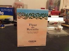 Perfume 3.4oz Fleur De Rocaille by Caron 3.3fl.oz 100ml Eau De Toilette Women