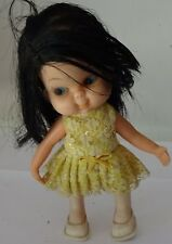 The vintage doll of the Gdr, 1960s Free shipping