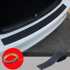Rear Bumper Body Scratch Guard Protector Cover Strip Plate Bendable Rubber 90cm
