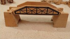 Brio Wooden bridge in good condition