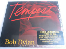 BOB DYLAN - TEMPEST - DELUXE LIMITED EDITION - CD - NEU + ORIGINAL VERPACKT!