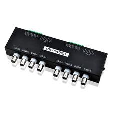 HD Video UTP transmitter Secure Video Balun 8-fach Überwachung LAN Kabel