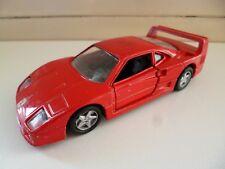 Ferrari F40 - Red - 1/39 - Maisto Shell - China