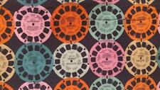 Film Movie Reel Sewing Quilting Quilt Craft Fabric (BLK)