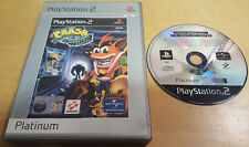 CRASH BANDICOOT THE WRATH OF CORTEX for PS2 SONY PLAYSTATION 2