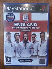 England International Football (Sony PlayStation 2, 2004)