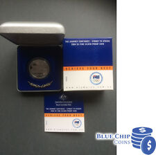 2004 RAM $5 THE JOURNEY CONTINUES - SYDNEY TO ATHENS SILVER PROOF COIN