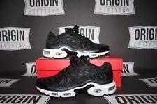 Nike Wmns Air Max Plus TN se Raso Nero UK3.5/US6/EU36.5 NUOVO CON SCATOLA 862201-001