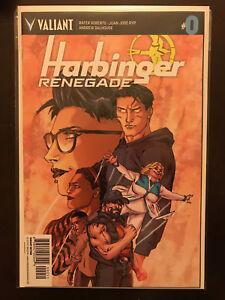 Harbinger Renegade 2017 #0 1:50 Valiant Variant Comic Book. NM Condition