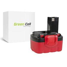 Batterie pour Bosch GST 14,4 V GWS 14,4 V HDI 244 IDI 244 Ni-MH 2Ah