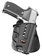 Fobus 226ND Paddle Holster for Sig Sauer P220, P226, with rails (excl X-Five)