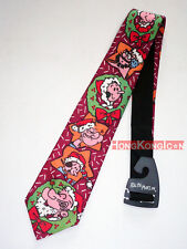 Popeye Bluto 1993 Ralph Marlin Made in USA Christmas Men's Necktie Neck Tie NEW