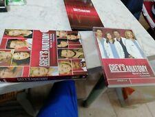 DVD GREY'S ANATOMY QUARTA SERIE EXSPANDED COFANETTO CON 5 DVD ORIGINALE