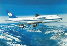 SABENA   BELGIAN WORLD AIRLINES  OO-SGC   BOEING 747-300   SN12
