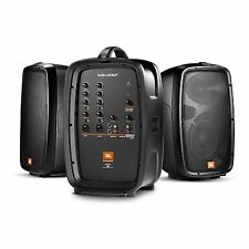 "JBL EON206P Portable 6.5"" 2-Way All In One Portable PA Speaker & Mixer System"